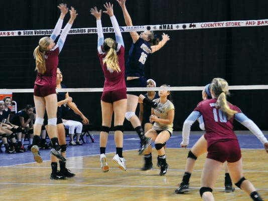 Ruidoso High School will host volleyball camp June 25 to 27.