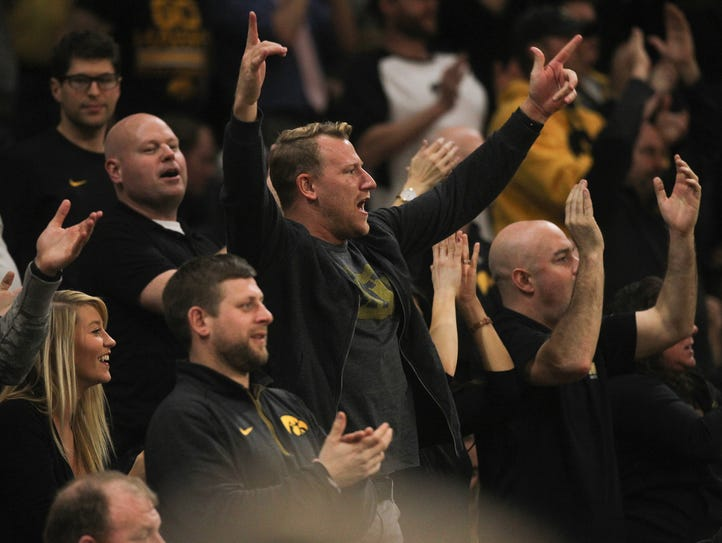 Iowa basketball fans will get to cheer on the Hawkeyes