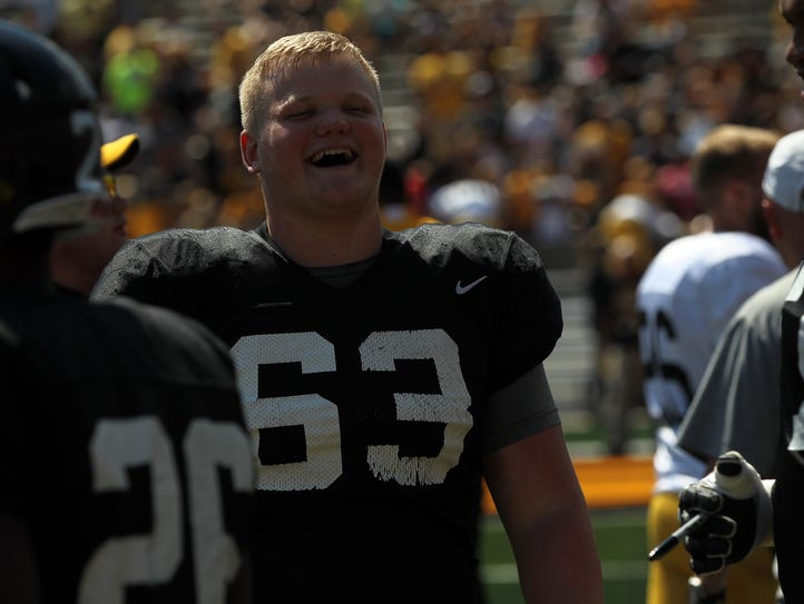 Of course, Spencer Williams is smiling these days.
