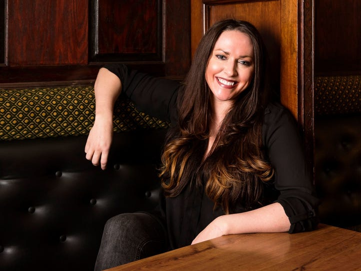 Chef Kate Williams' new restaurant, Lady of the House,
