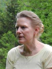 Crea Lintilhac, a Shelburne-based philanthropist, pledged
