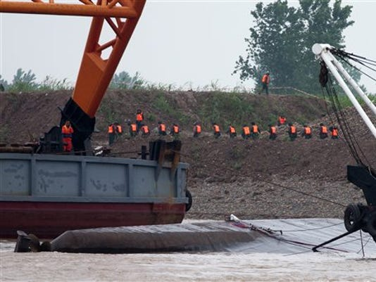 China Boat Sinks