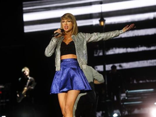 Taylor Swift, 2015 Rock in Rio USA