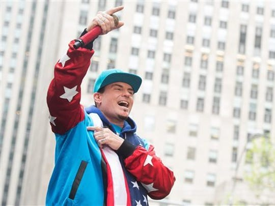 Vanilla Ice is among those slated to perform at the York Fair in September.