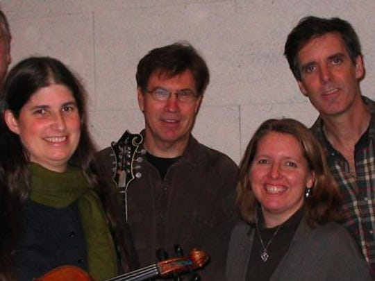 The Contradictions will perform Saturday at a contra dance at the Community School of Music and Arts.