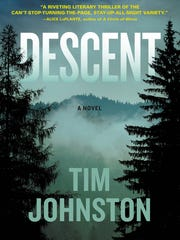 Tim Johnston says he didn't intend to write a thriller,