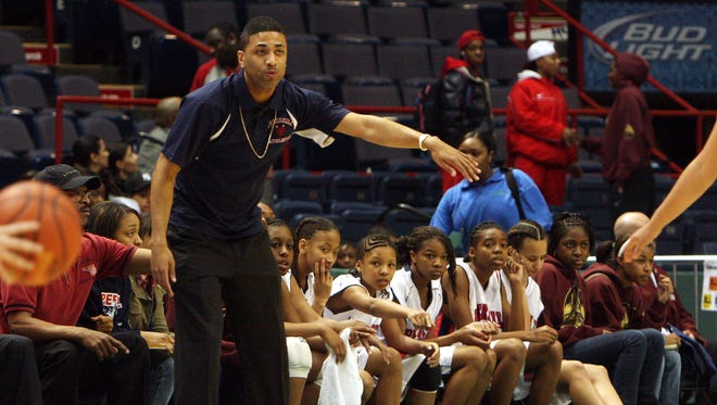 Rodney Headley led the Peekskill girls to a state basketball title during his tenure as coach.