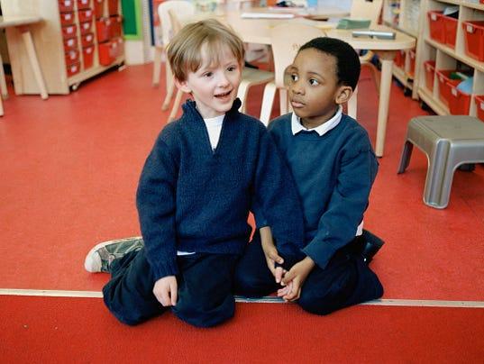 UK - Education - Friendship at school