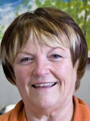 Elmira Mayor Sue Skidmore