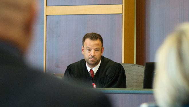 Lee Circuit Judge Bruce Kyle is one of 11 people nominated to a Florida Supreme Court opening.