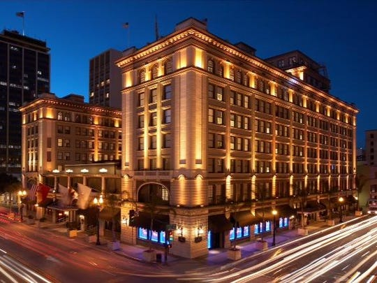 The US Grant in San Diego's Gaslamp District is about as presidential as you can find, having hosted 14 presidents.