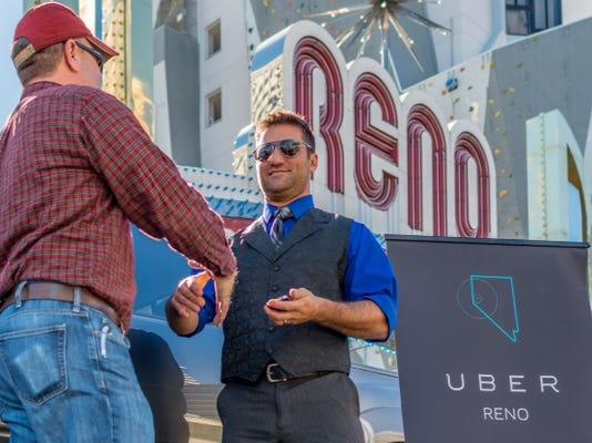 Uber in Nevada