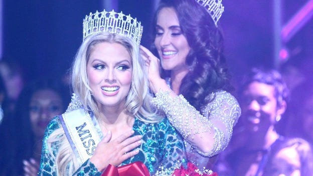 Hannah Lopa, 25, was crowned Miss New York USA on Jan. 15, 2017. She's a 2010 graduate of Spencerport High School and formerly worked at Scott Miller salon.