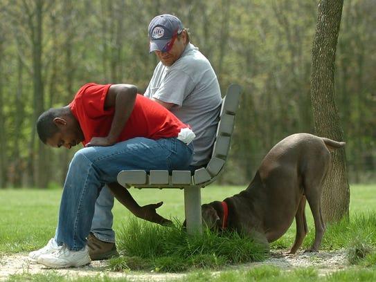 Red Dog Park Cincinnati