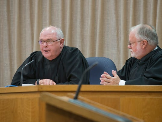 Veterans' Court Graduation