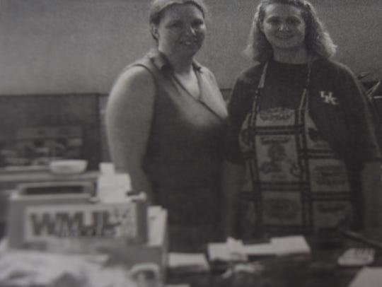 Melinda McGlothlin and Misty Dailey opened up M&M Corner