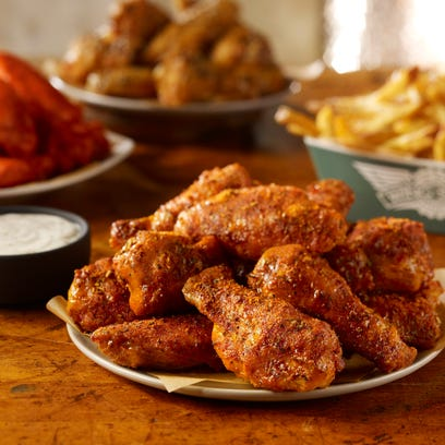 Wingstop, a national chicken wing chain based in Dallas,
