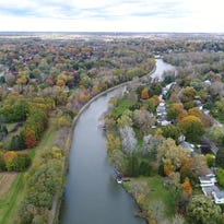 The Erie Canal was drained this fall but re-watered in December. Here's why.