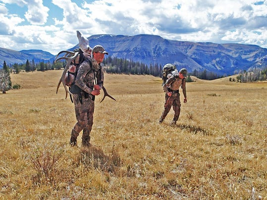 Dennis Anderson: Bow-hunt for elk in rugged Montana is a challenge at 9,000 feet
