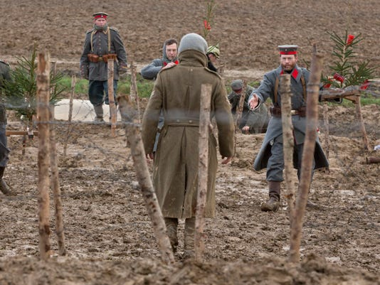 Wwi Christmas Truce.Christmas 1914 The Day Even Wwi Showed Humanity