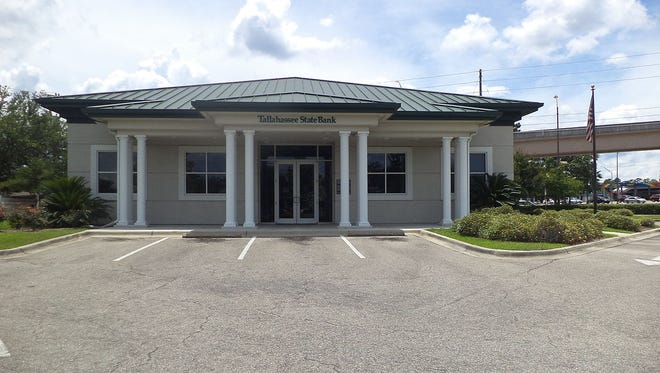 Tallahassee State Bank branches will become Synovus Bank as the parent company expands its brand throughout the Southeast.