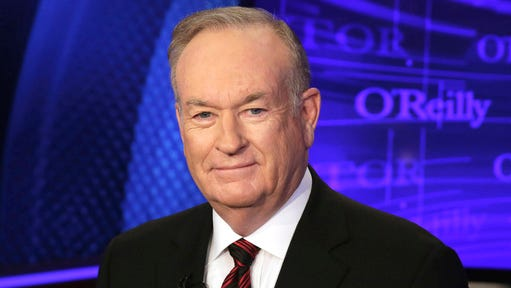 """FILE - In this Oct. 1, 2015 file photo, Bill O'Reilly of the Fox News Channel program """"The O'Reilly Factor,"""" poses for photos in New York. Swedes are finding themselves puzzled by representations of their country in the U.S. after a prominent Fox News program featured a """"Swedish defense and national security advisor"""" who's unknown to the country's military and foreign-affairs officials. The Swedish Defense Ministry and Foreign Office told a Swedish newspaper they knew nothing of him. Fox News commentator O'Reilly convened an on-air faceoff Thursday, Feb. 23, 2017, over Swedish immigration and crime between a Swedish newspaper reporter and a man identified on screen and verbally as a """"Swedish defense and national security advisor,"""" Nils Bildt."""
