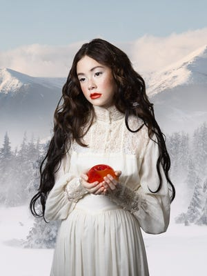 """Adrien Bloom's """"Snow White"""" is part of Adrien Broom's """"The Seven Deadly Sins: Envy, An Installation"""" at the Hudson River Museum June 6-Sept. 26, 2015."""