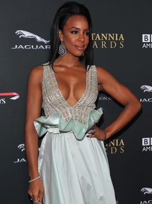 Kelly Rowland attends the 2013 BAFTA LA Jaguar Britannia Awards on Nov. 9 in Beverly Hills.