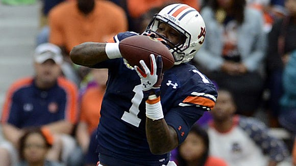 D'haquille Williams gives Auburn another deep threat at receiver.