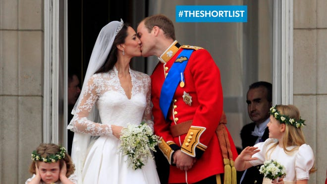 It seems like yesterday, doesn't it? On April 29, 2011, Britain's Prince William married Kate Middleton, and we've been in love with their love story ever since.