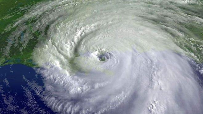 Hurricane Katrina hit the Gulf Coast on Aug. 28, 2005.