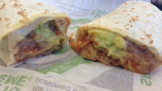 Taco Bell's The Hulk, a secret menu selection