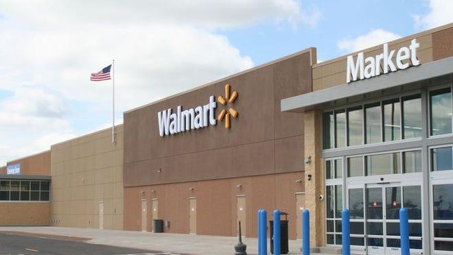 The northwest Sioux Falls Walmart.