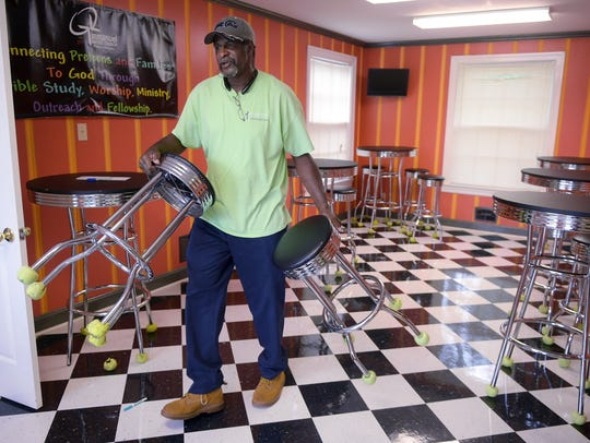 Wilson County resident  Lawrence McKinney's quest for