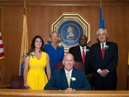 Mayor Labrosse and City Council