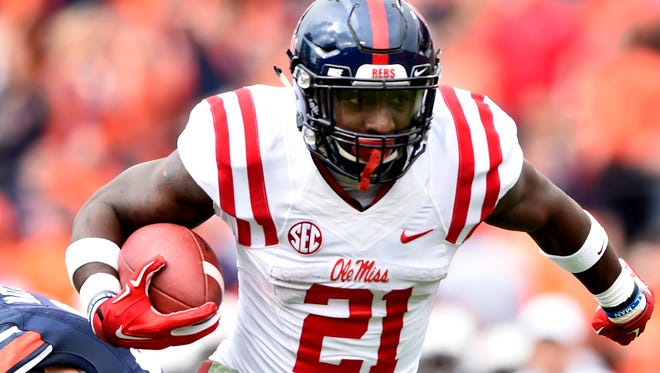 Ole Miss running back Akeem Judd has helped boost his team's running game over the past two weeks.