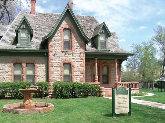 This home will be featured on the Historic Homes Tour.
