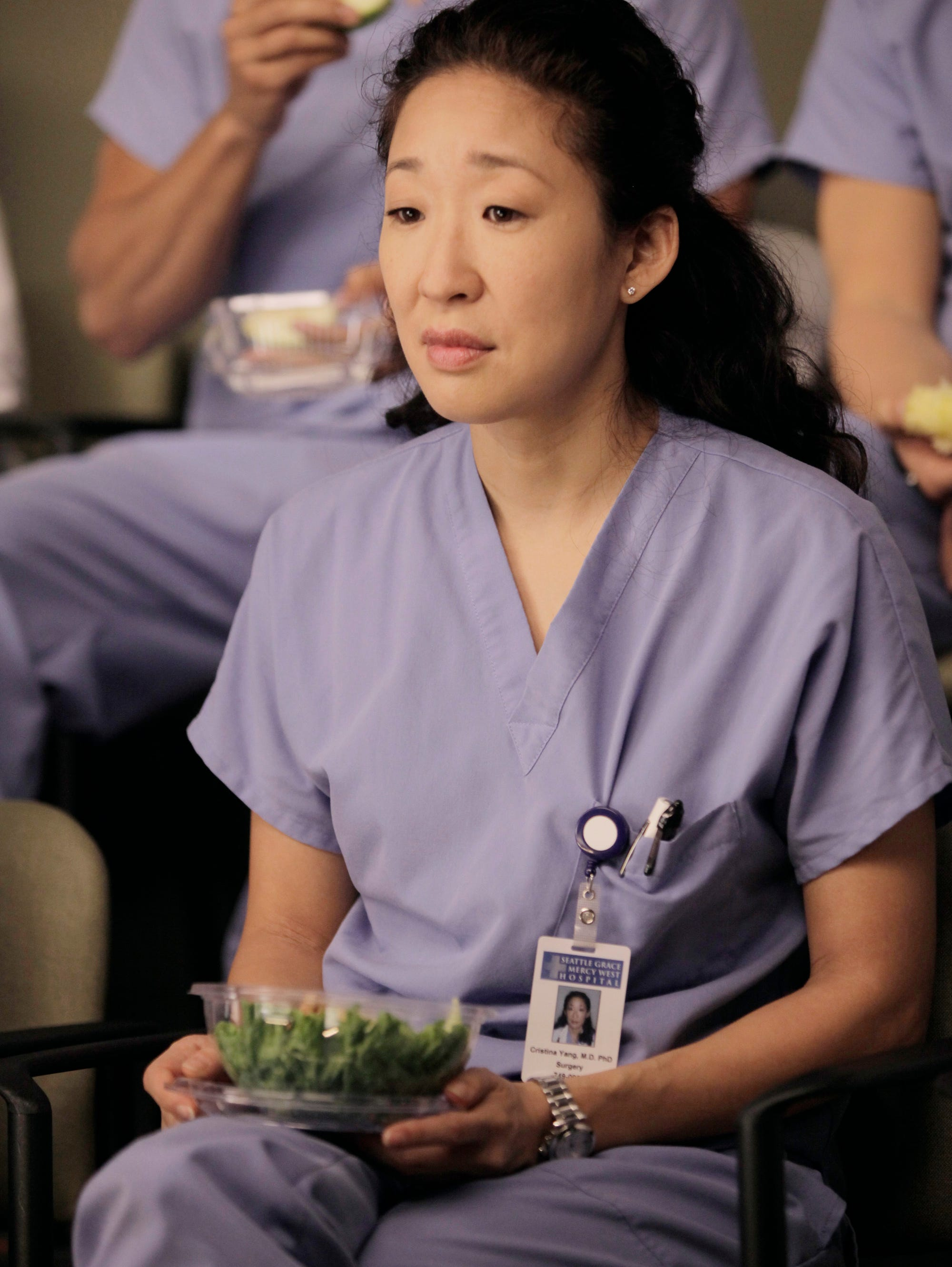 Sandra Oh to leave 'Grey's Anatomy' at season's end