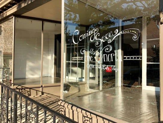 One North Coffee and Bake Shop, at 1 North Main St.
