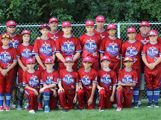 The 2018 Grandview Little League All-Stars qualified