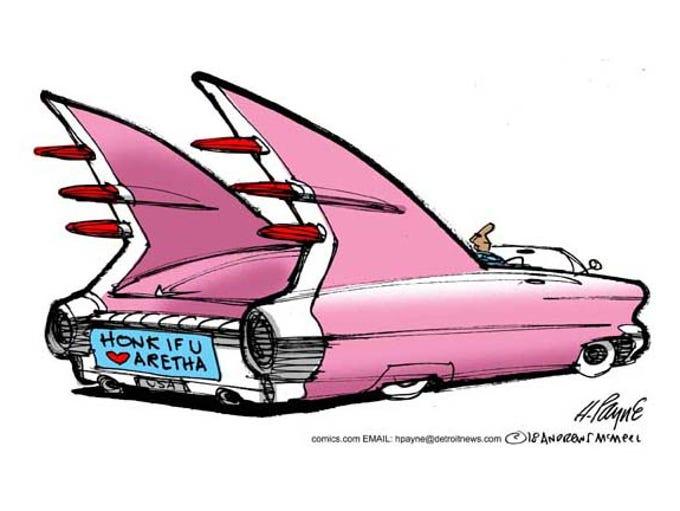 CAR-toon by Henry Payne