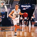Former Morrice High School and Michigan State University basketball standout Jamie Klein — formerly Jamie Wesley — will be inducted into the Greater Lansing Sports Hall of Fame on July 30.