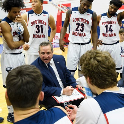 USI men's basketball drops to eighth in Midwest Regional rankings