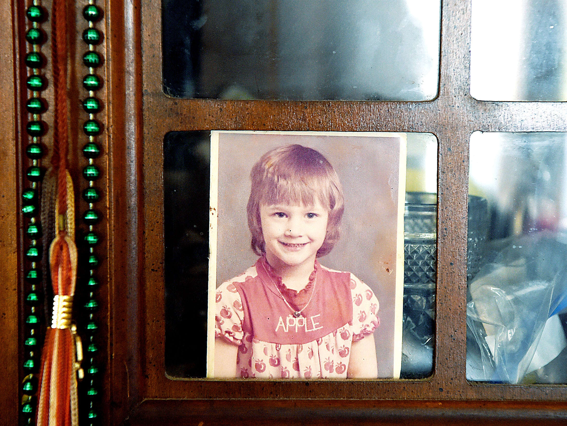 Cheri Lindsey, who was murdered in 1984 when she was 12.