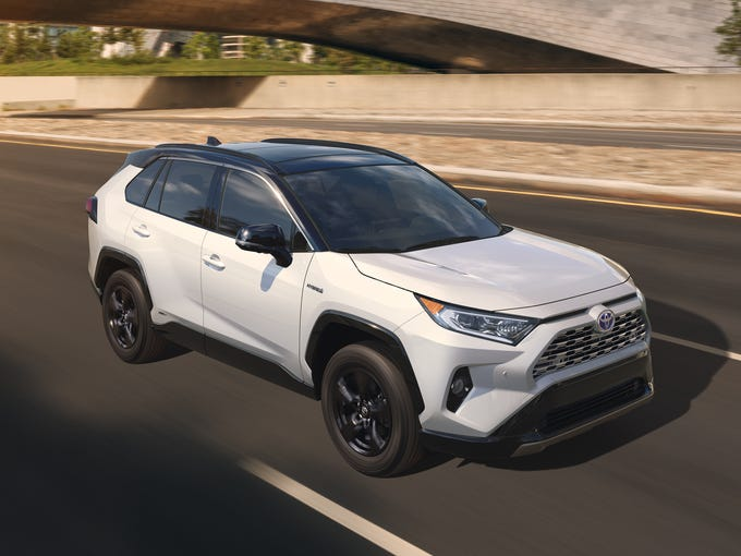 the 2019 toyota rav4. Black Bedroom Furniture Sets. Home Design Ideas