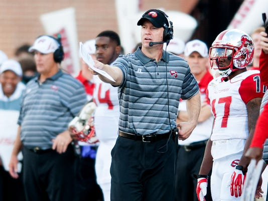NCAA Football: Miami (Ohio) at Western Kentucky