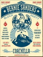 Berniechella is planned for April 21 and 22