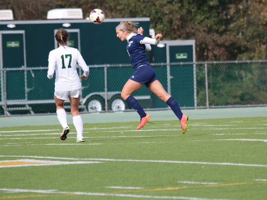 Pequannock rising senior  and girls' soccer standout Morgan Bencsko returns to the Golden Panthers' lineup this fall.