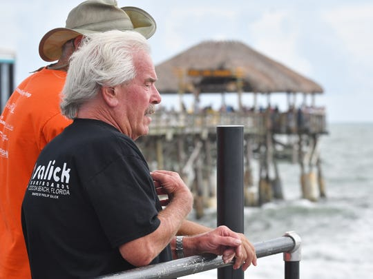 Phil Salick continues the tradition of the Labor Day Surf Festival, even after his brother, Rich, died in 2012.