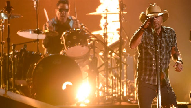 Jason Aldean is among the headliners on tap for the 2016 Faster Horses fest.